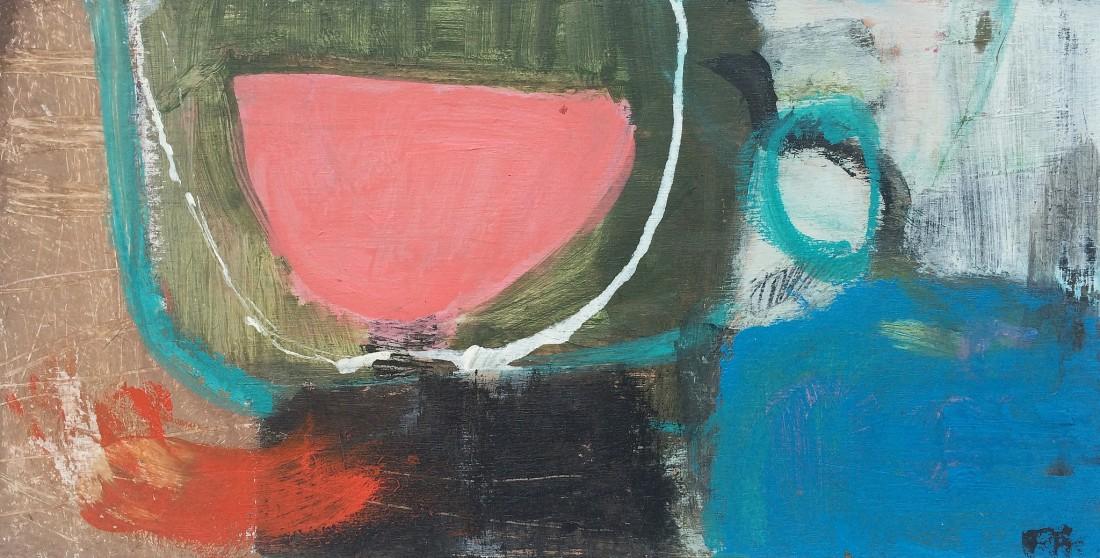 <span class=&#34;artist&#34;><strong>Felice Hodges</strong></span>, <span class=&#34;title&#34;><em>Salmon Pink</em></span>