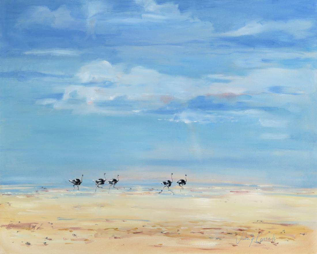 """<span class=""""artist""""><strong>Julia Cassels</strong></span>, <span class=""""title""""><em>Big Skies</em></span>"""