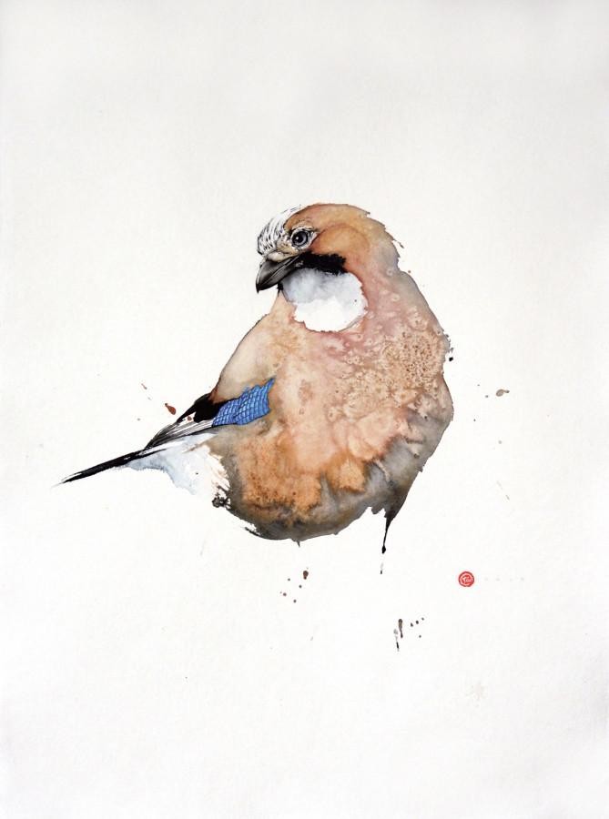<span class=&#34;artist&#34;><strong>Karl Martens</strong></span>, <span class=&#34;title&#34;><em>Jay II (Unframed)</em></span>