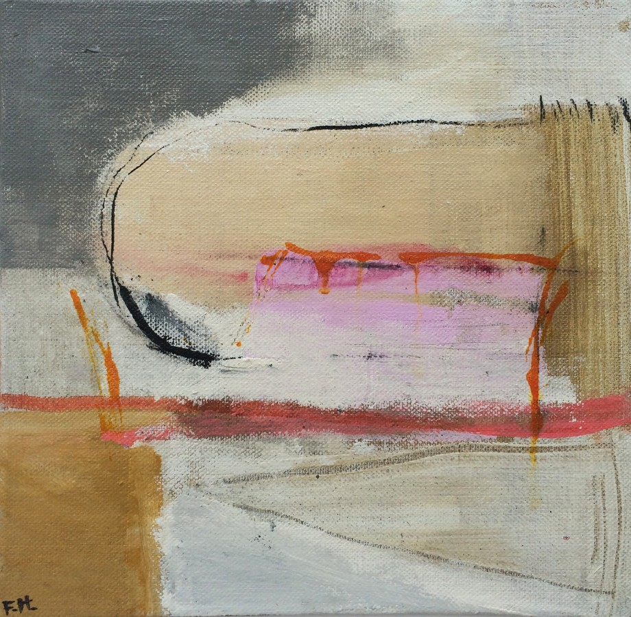<span class=&#34;artist&#34;><strong>Felice Hodges</strong></span>, <span class=&#34;title&#34;><em>Grey, ochre and pink</em></span>
