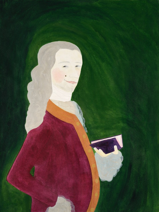 <span class=&#34;artist&#34;><strong>Kate Boxer</strong></span>, <span class=&#34;title&#34;><em>Voltaire</em></span>
