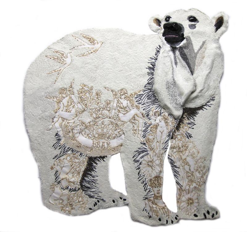 <span class=&#34;artist&#34;><strong>Karen Nicol</strong></span>, <span class=&#34;title&#34;><em>Polar Bear (Bare)</em></span>