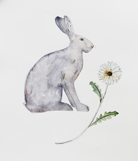 <span class=&#34;artist&#34;><strong>Beatrice Forshall</strong></span>, <span class=&#34;title&#34;><em>Hare (Unframed)</em></span>