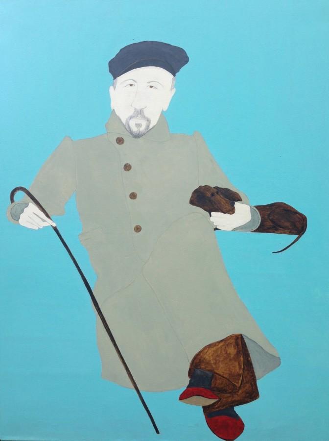 "<span class=""artist""><strong>Kate Boxer</strong></span>, <span class=""title""><em>Anton Chekhov</em></span>"