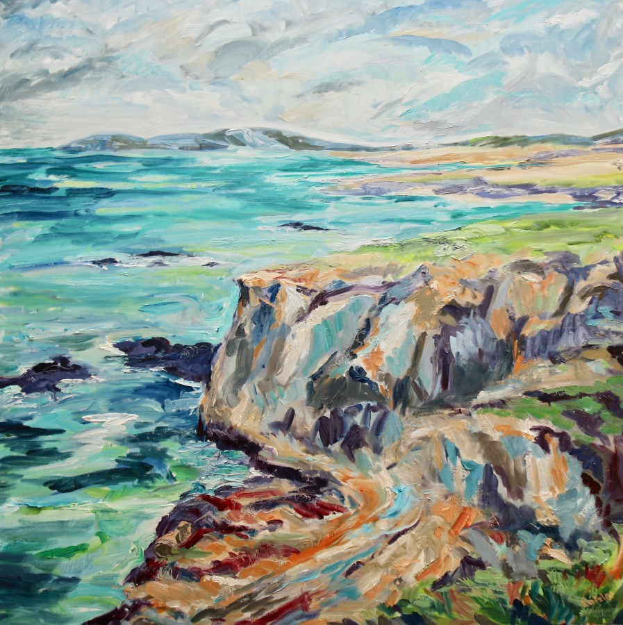 <span class=&#34;artist&#34;><strong>Fi Katzler</strong></span>, <span class=&#34;title&#34;><em>Cornish Bays (London Gallery)</em></span>