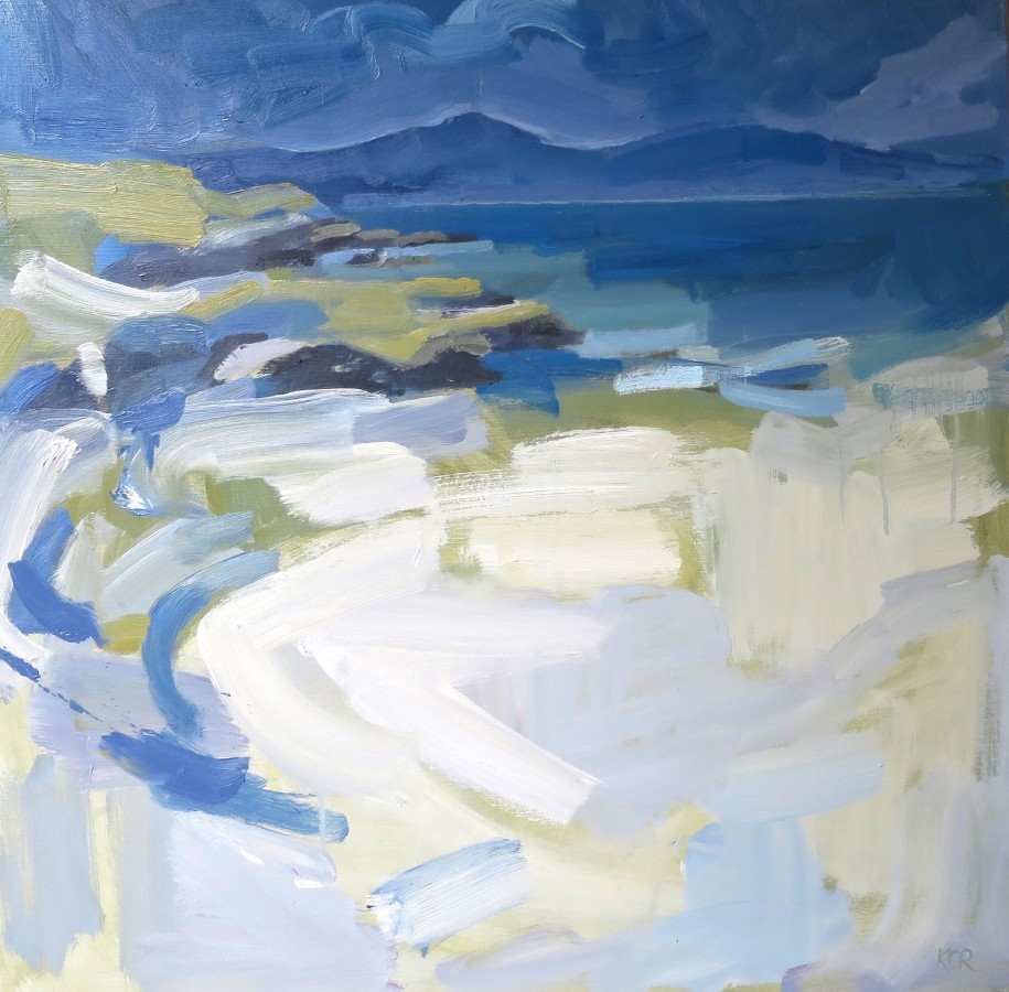 "<span class=""artist""><strong>Kate Rhodes</strong></span>, <span class=""title""><em>Dark Skies (Pabbay)</em></span>"