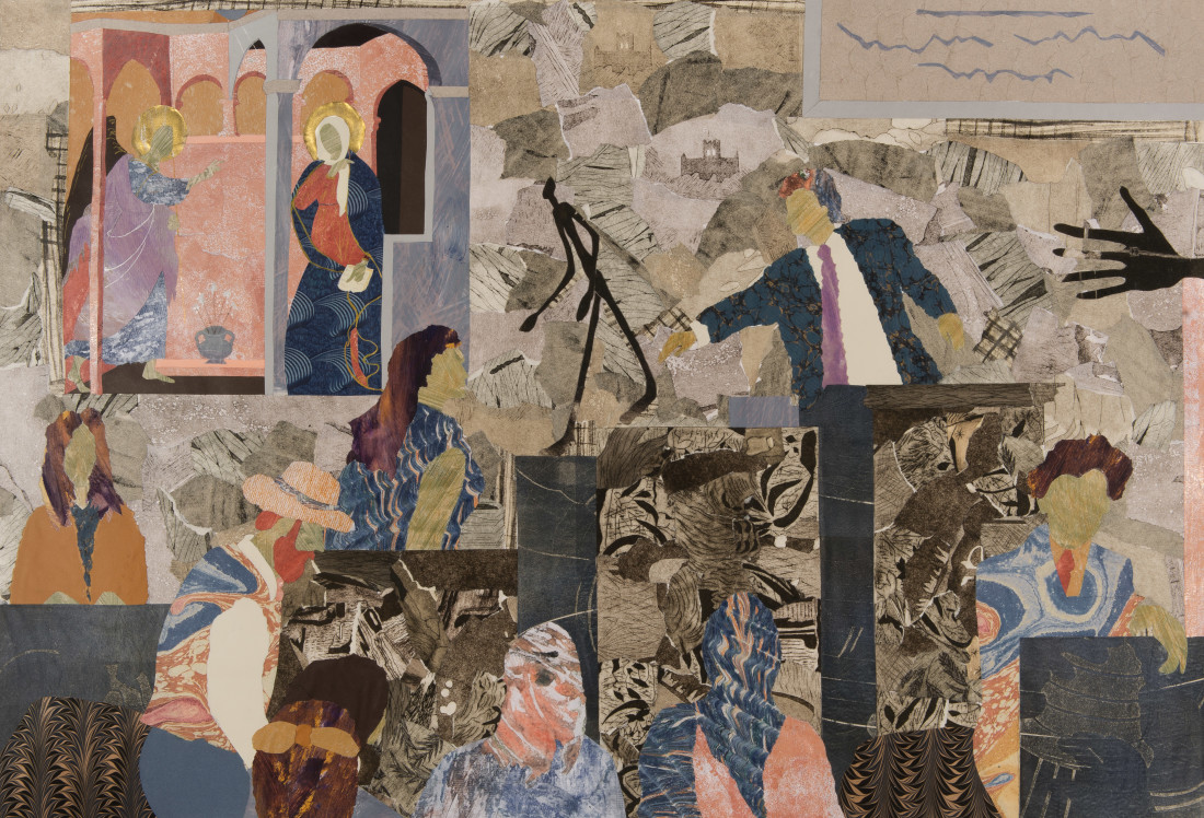 <span class=&#34;artist&#34;><strong>Dione Verulam</strong></span>, <span class=&#34;title&#34;><em>Giacometti at the Auction (London Gallery)</em></span>
