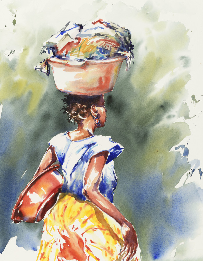 "<span class=""artist""><strong>Julia Cassels</strong></span>, <span class=""title""><em>Wash Day</em></span>"