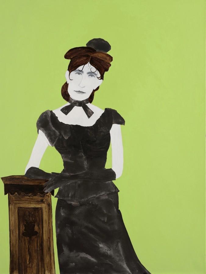 "<span class=""artist""><strong>Kate Boxer</strong></span>, <span class=""title""><em>Berthe Morisot</em></span>"