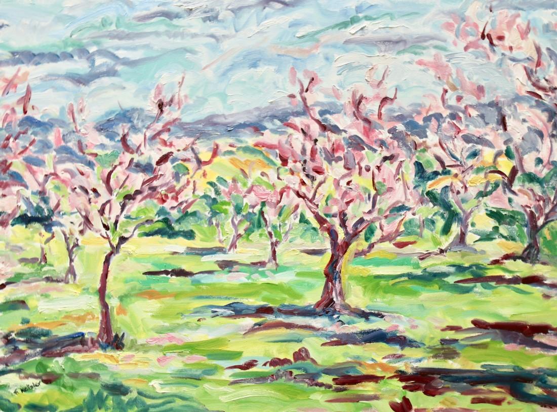 <span class=&#34;artist&#34;><strong>Fi Katzler</strong></span>, <span class=&#34;title&#34;><em>Spring Blossom </em></span>