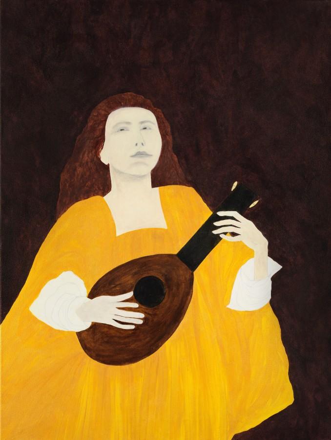"<span class=""artist""><strong>Kate Boxer</strong></span>, <span class=""title""><em>Artemisia Gentileschi</em></span>"