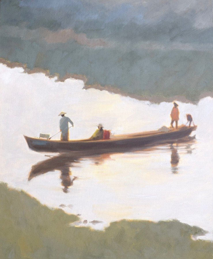 """<span class=""""artist""""><strong>Clare Granger</strong></span>, <span class=""""title""""><em>Going to the Lake</em></span>"""