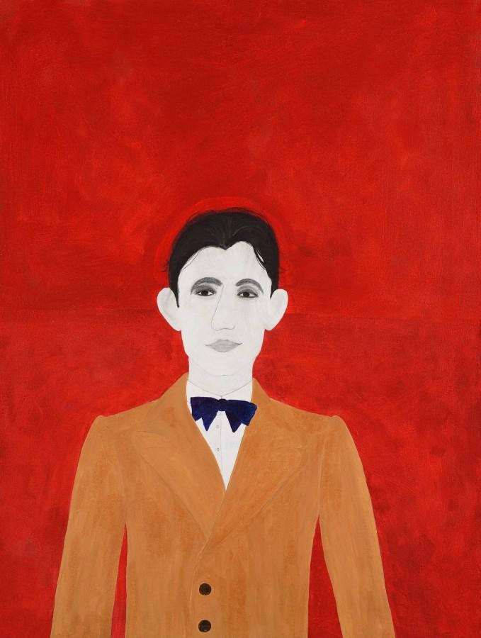 "<span class=""artist""><strong>Kate Boxer</strong></span>, <span class=""title""><em>Frederico Garcia Lorca</em></span>"