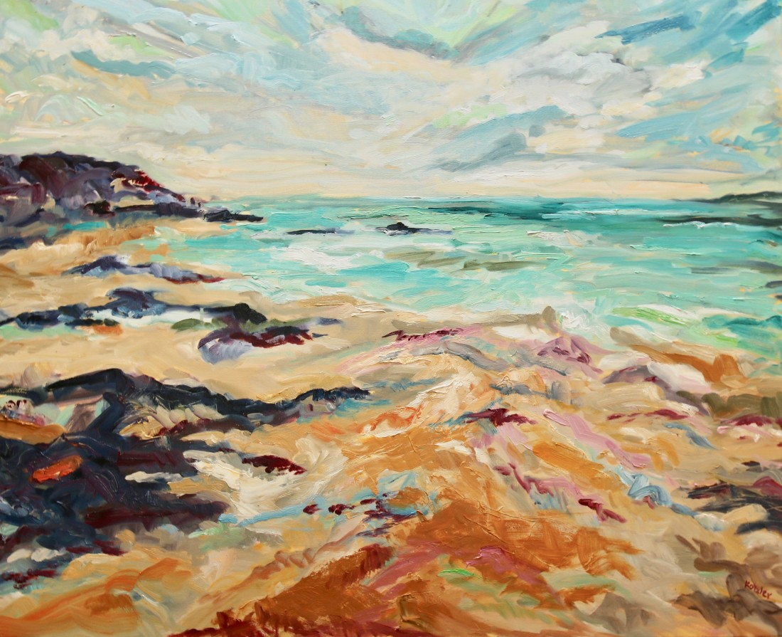 <span class=&#34;artist&#34;><strong>Fi Katzler</strong></span>, <span class=&#34;title&#34;><em>Cornish Sands (London Gallery)</em></span>