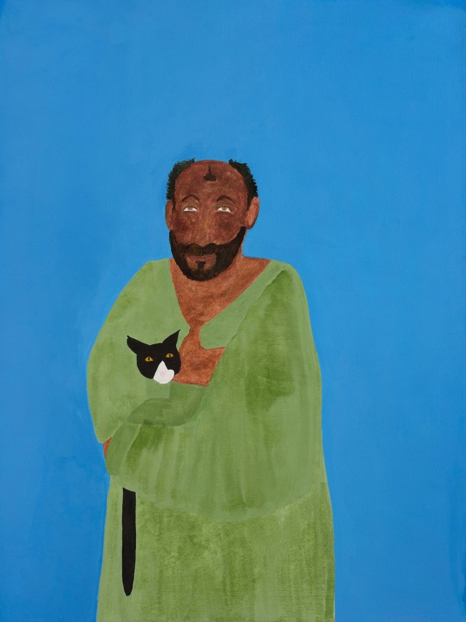 "<span class=""artist""><strong>Kate Boxer</strong></span>, <span class=""title""><em>Gustave Klimt</em></span>"