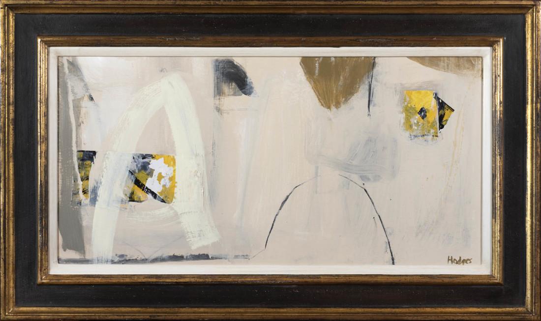 "<span class=""artist""><strong>Felice Hodges</strong></span>, <span class=""title""><em>Citrus and Ecru</em></span>"