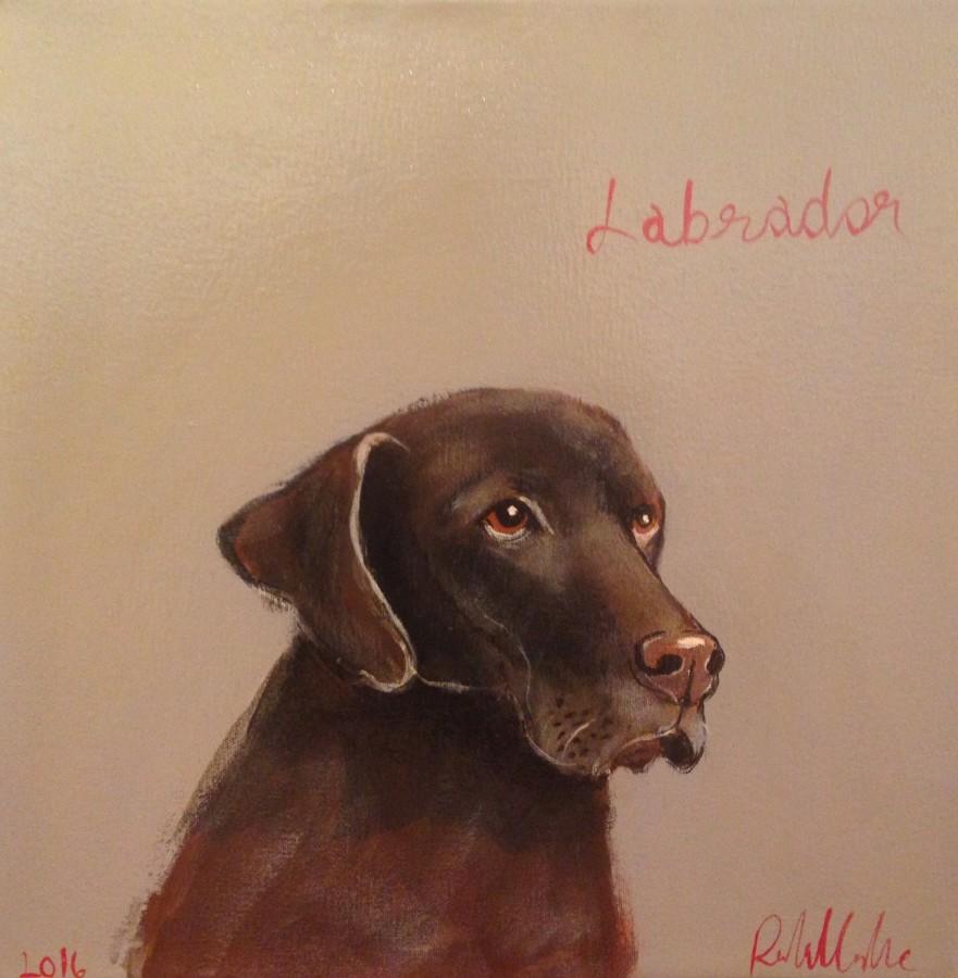 <span class=&#34;artist&#34;><strong>Robert Clarke</strong></span>, <span class=&#34;title&#34;><em>Labrador</em></span>