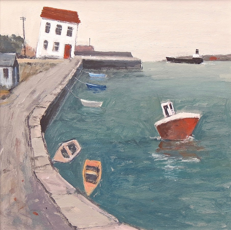 <span class=&#34;artist&#34;><strong>Malcolm Taylor</strong></span>, <span class=&#34;title&#34;><em>Harbourmaster's House</em></span>