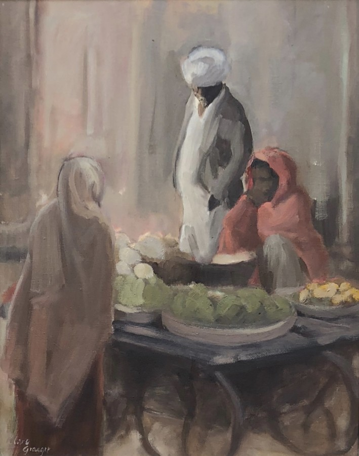 <span class=&#34;artist&#34;><strong>Clare Granger</strong></span>, <span class=&#34;title&#34;><em>The Fruit Seller</em></span>
