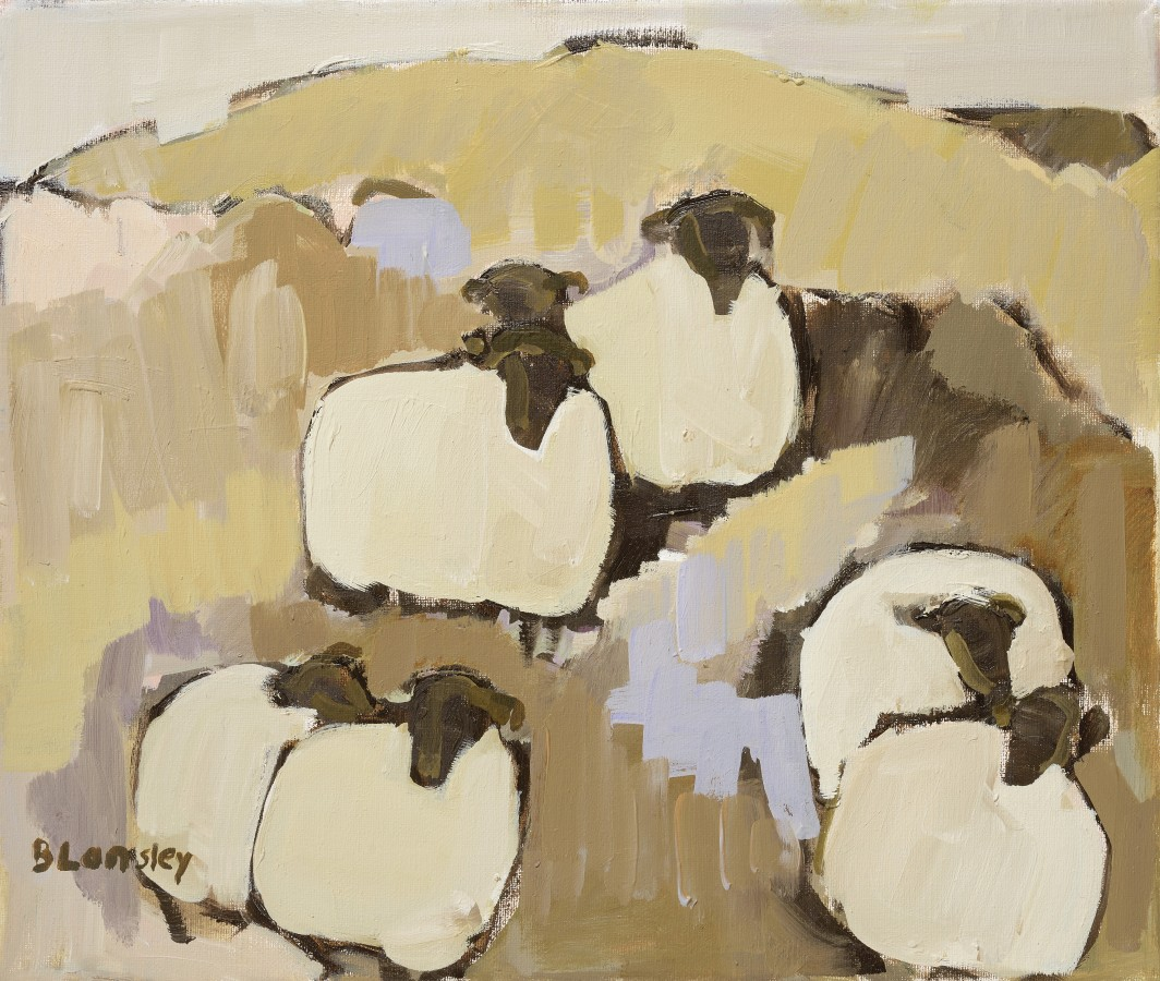<span class=&#34;artist&#34;><strong>Bridget Lansley</strong></span>, <span class=&#34;title&#34;><em>Mountain View</em></span>