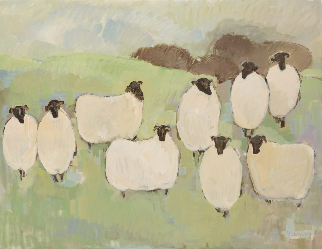 <span class=&#34;artist&#34;><strong>Bridget Lansley</strong></span>, <span class=&#34;title&#34;><em>Waiting for the Sun</em></span>