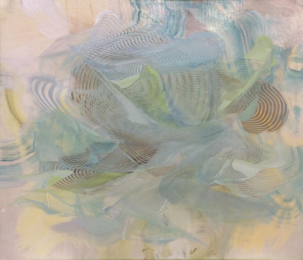 Lorene Anderson, Glide Reflection, 2016