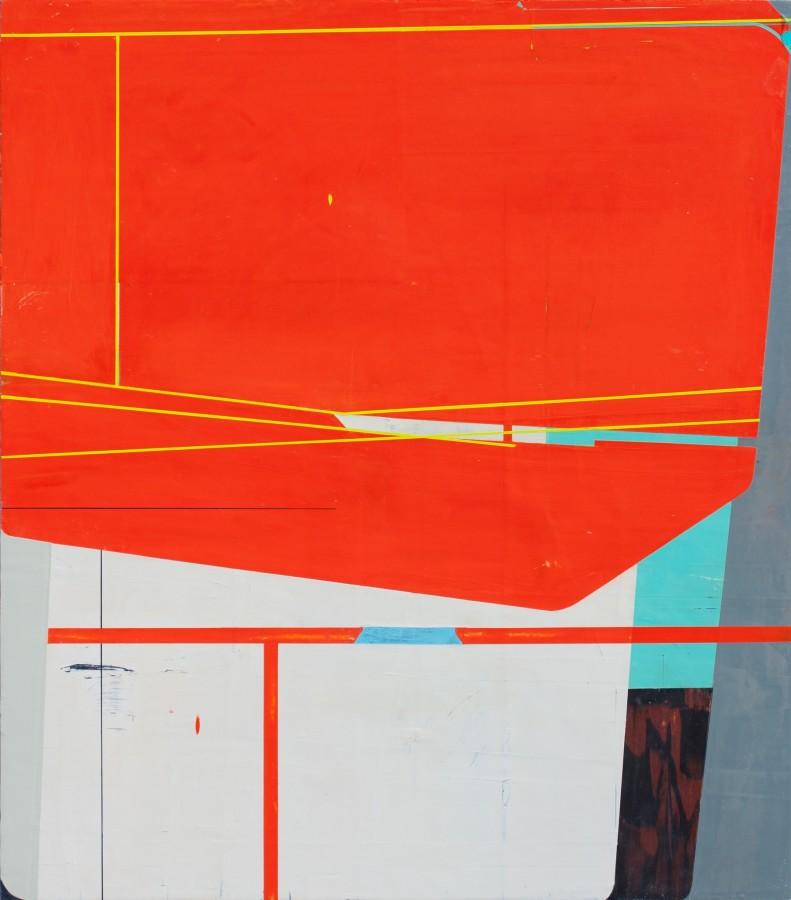 Suzanne Laura Kammin, Cat's Cradle, 2015
