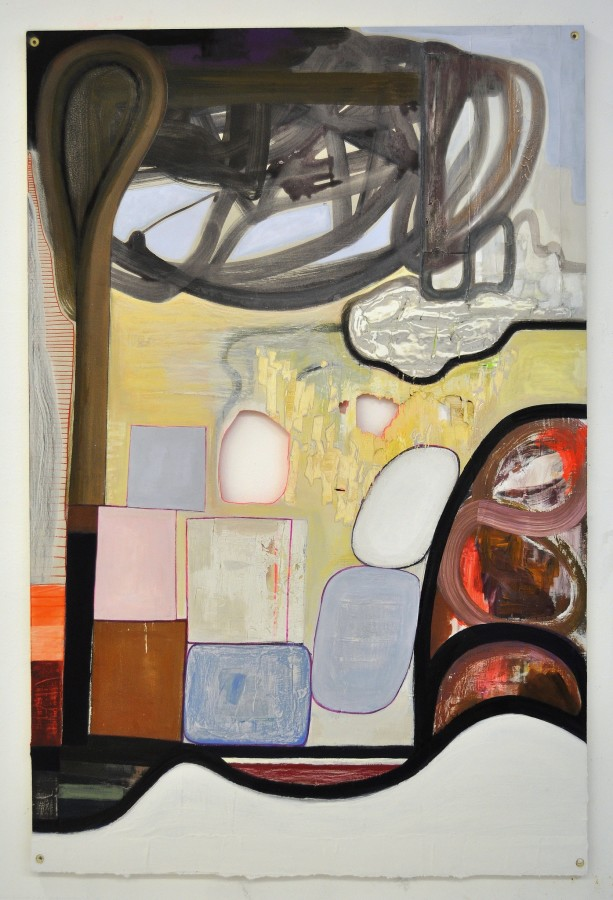 Theresa Hackett, Dusty Memory, 2014