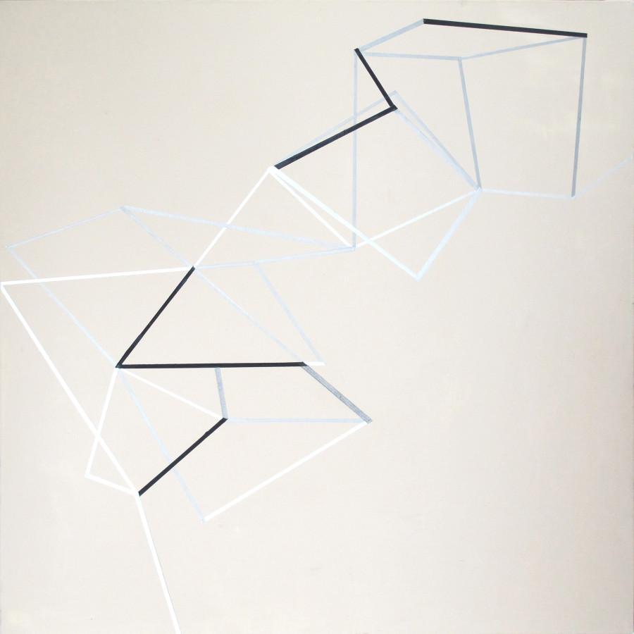 Gudrun Mertes-Frady, Constellation, 2014