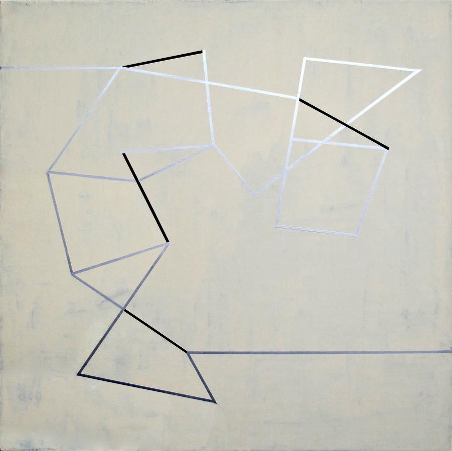 Gudrun Mertes-Frady, Constellation II, 2014