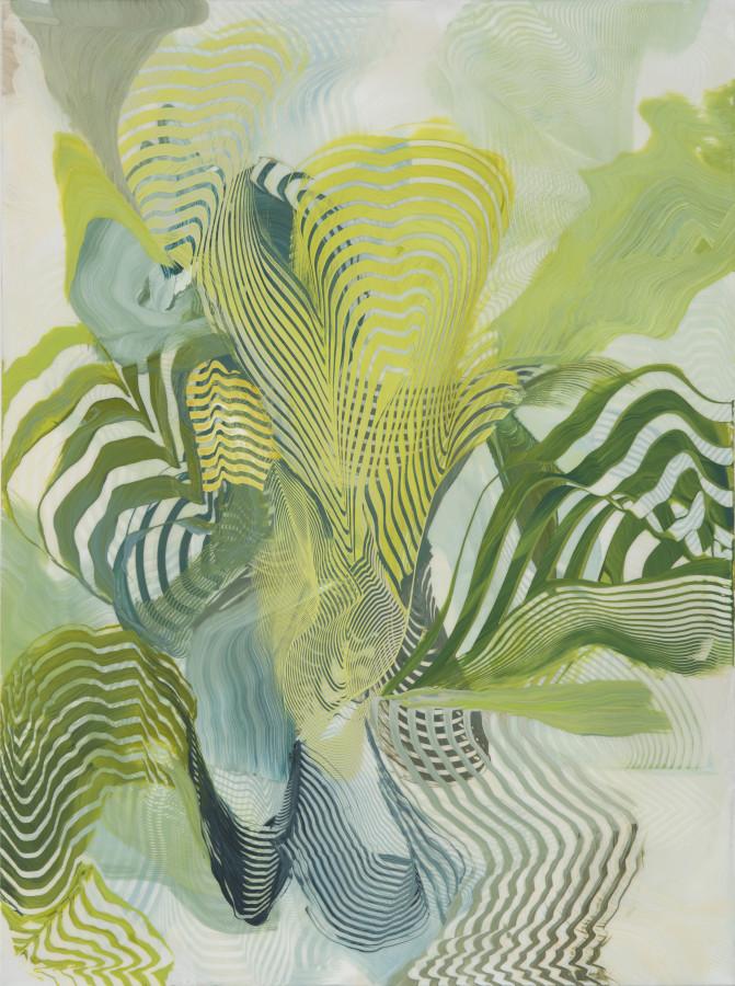 Lorene Anderson, Wavelets, 2016