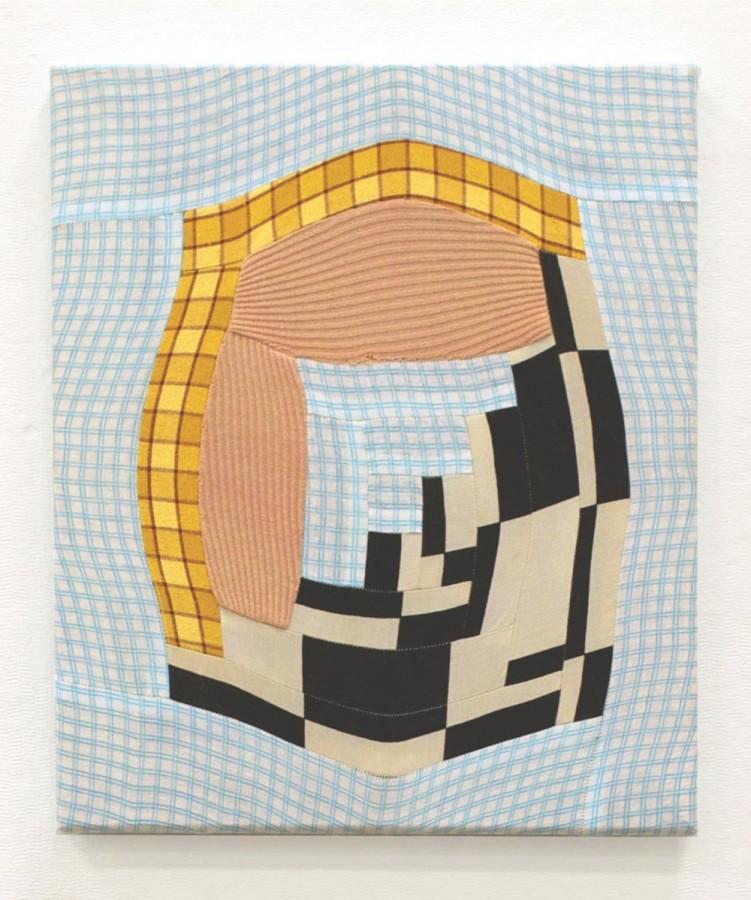 Anna Buckner, Grids on Grids on Grids, 2015
