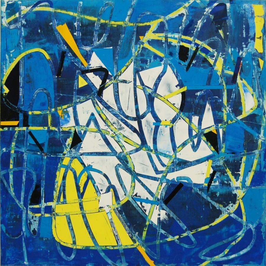 Mary Didoardo, Blues, 2015