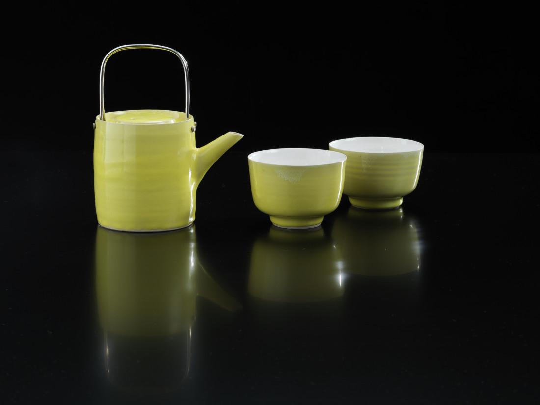 Rupert Spira, Tea set, 2007