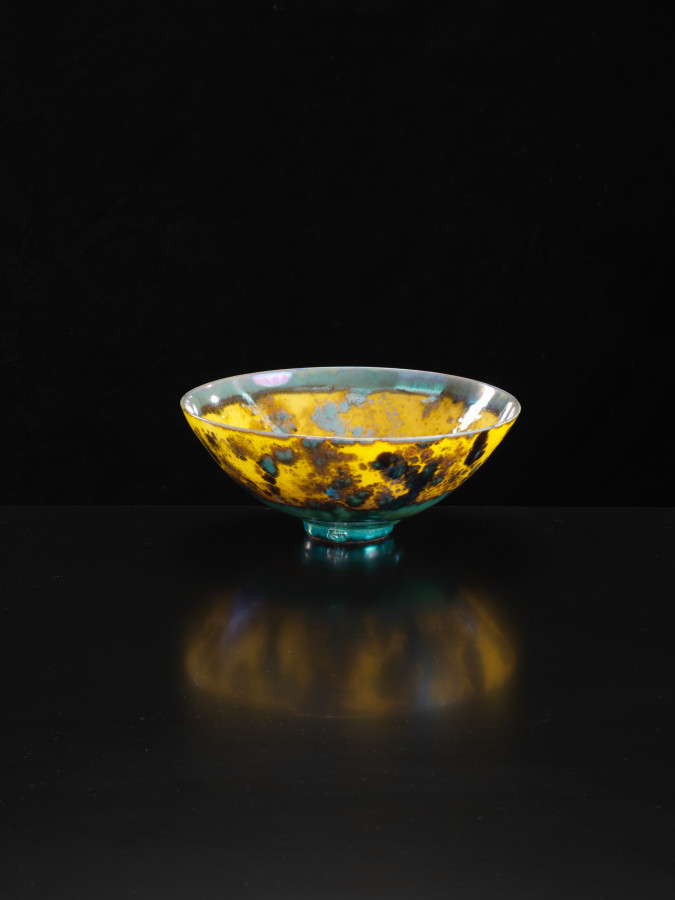 Sutton Taylor, Yellow Bowl, 2018