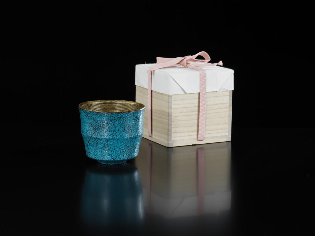 Maeda Masahiro, Blue Tea Bowl