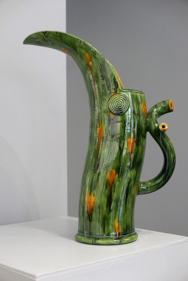 Walter Keeler, Large Green Jug