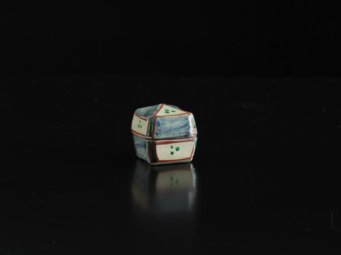 Shoji Hamada, Small Lidded Box