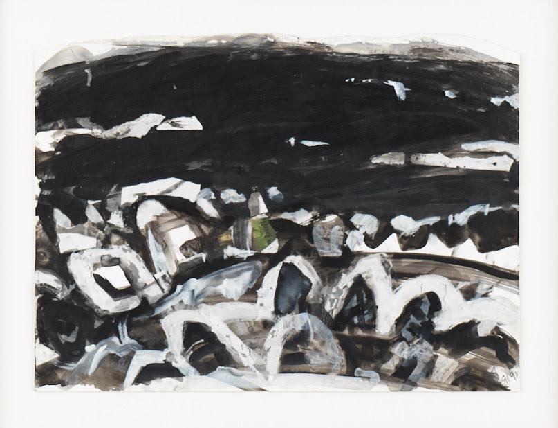 Ewen Henderson, Megalith study, 1992