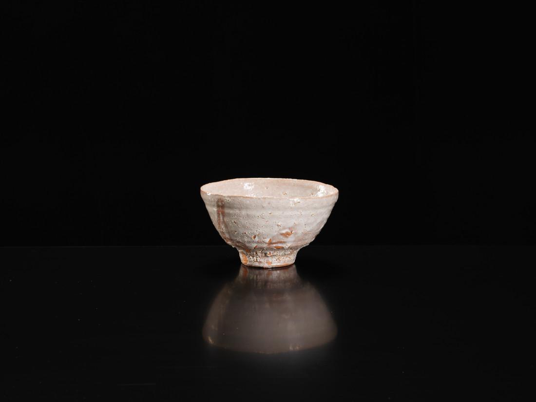 Shiro Tsujimura, Ido Type Tea Bowl