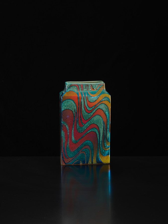 Sutton Taylor, Slab Bottle, 2018