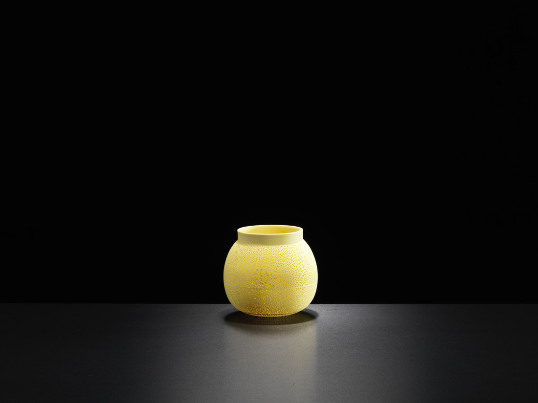 Niisato Akio, Yellow Vessel, 2019