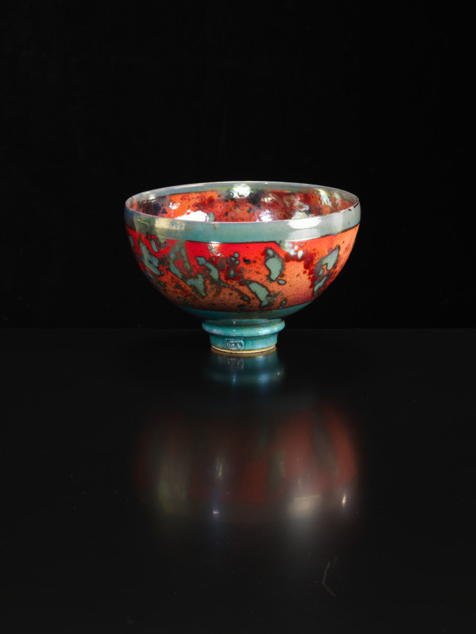 Sutton Taylor, Bowl, Reds, 2018