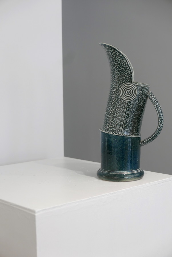 Walter Keeler, Salt Glazed Jug
