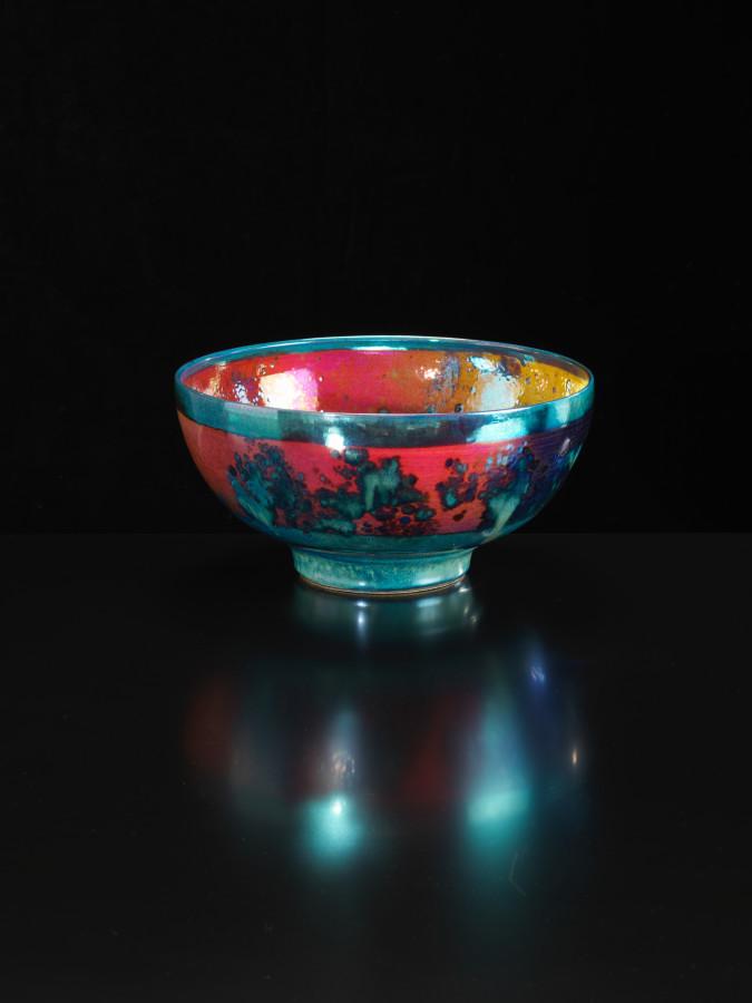Sutton Taylor, Multicoloured Bowl, 2018