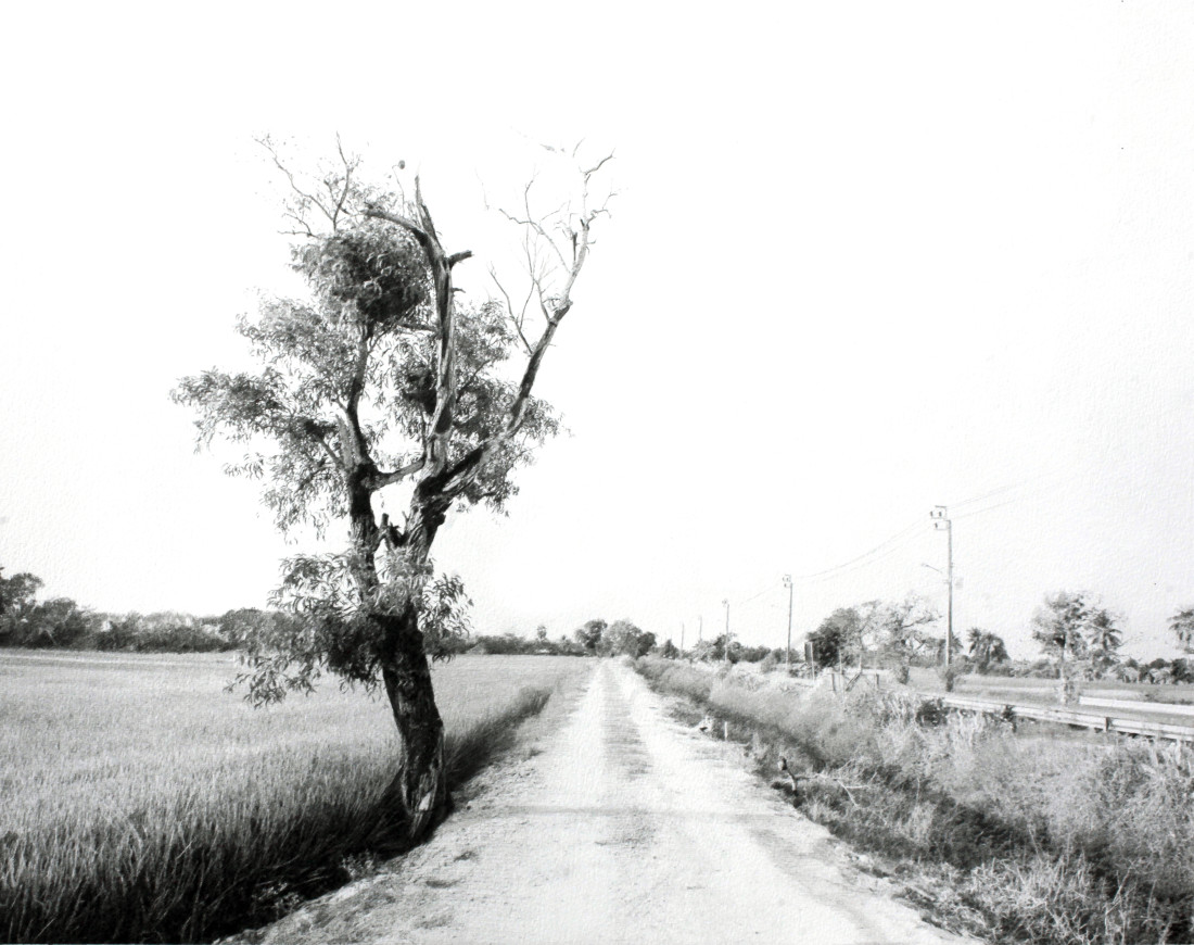 Paul Cadden, The Road, 2018