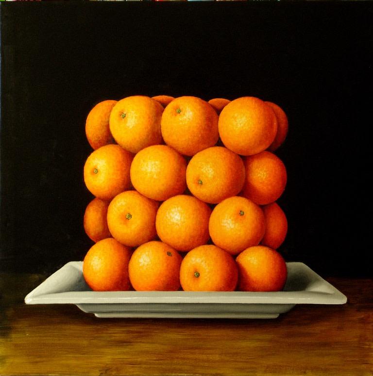 Antonia Williams, Square Oranges