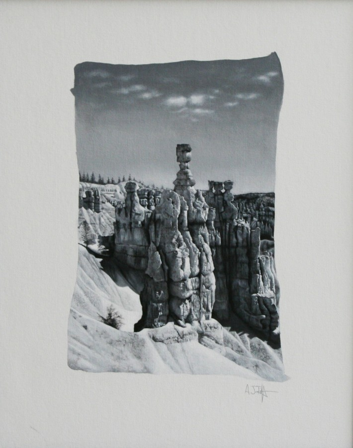 Andrew Tift, Bryce Canyon