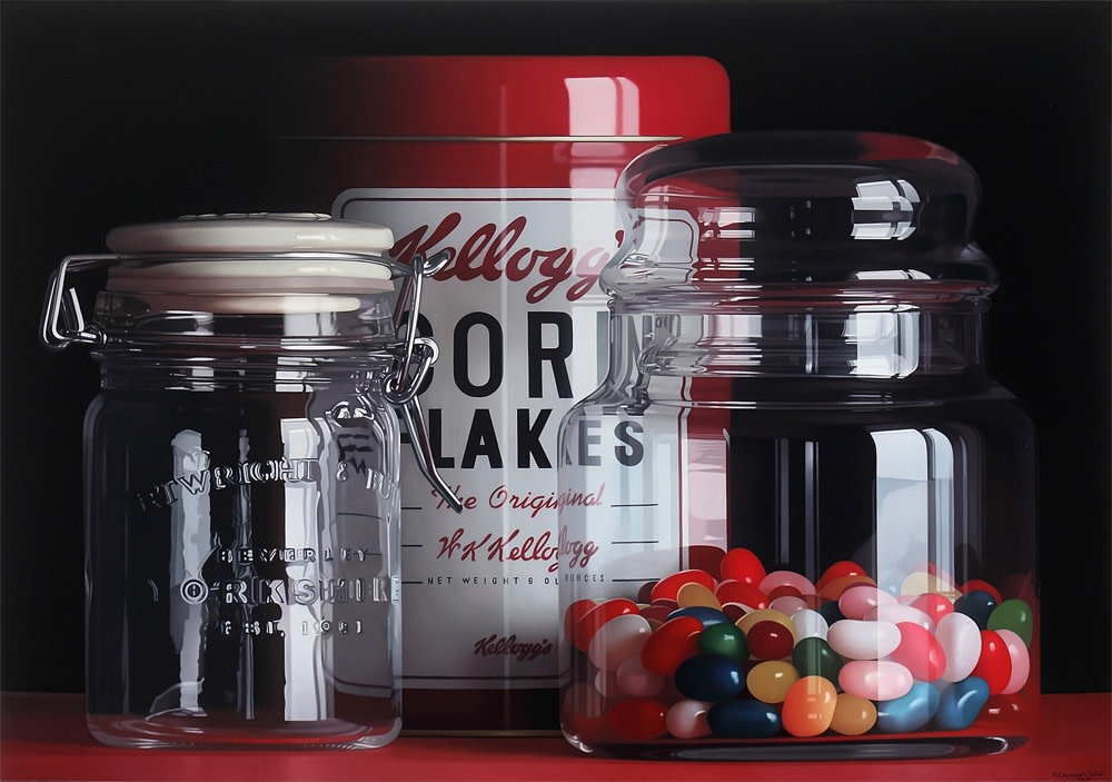 Pedro Campos, Candies and Cornflakes