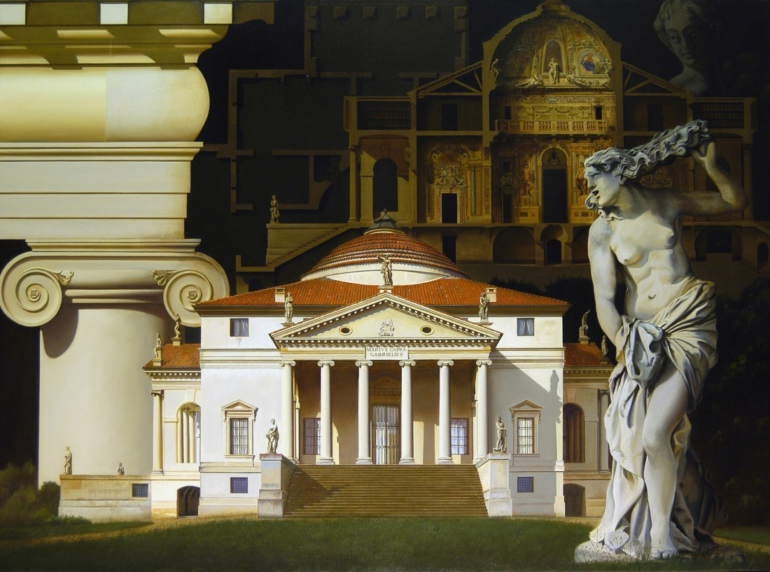 Carl Laubin, Villa Rotunda, 2004